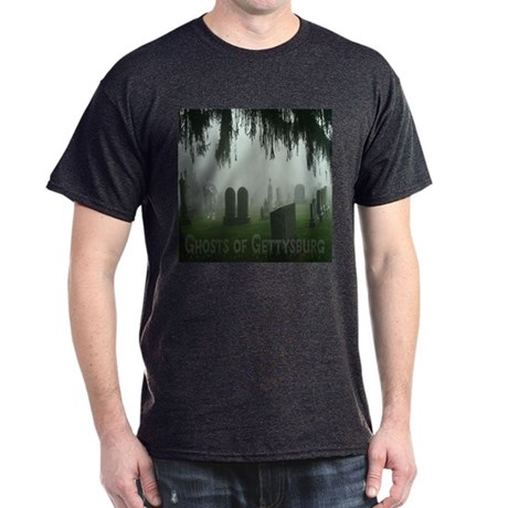 Ghosts of GBG Mossy Tree Dark T-Shirt