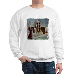 Mr 'N Mrs Claus Sweatshirt