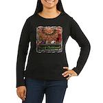 Christmas Morning Women's Long Sleeve Dark T-Shir