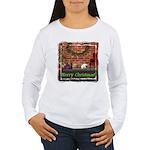 Christmas Morning Women's Long Sleeve T-Shirt