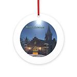 Midnight Services Ornament (Round)