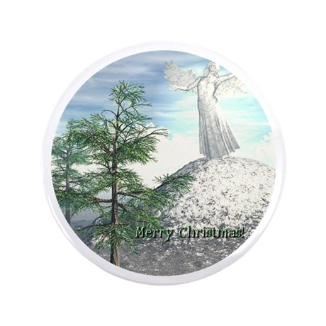 "Angel Watch 3.5"" Button"