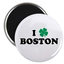 Boston Clover Magnet