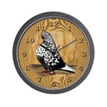 Flight Pigeon Clock Wall Clock