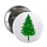 "Oregon Douglas-fir 2.25"" Button"