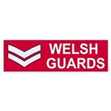 Welsh Guards LCpl<BR> Bumpersticker 1