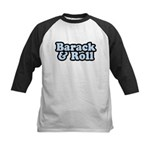 Barack & Roll Kids Baseball Jersey