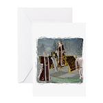 Mr 'N Mrs Claus Christmas Card
