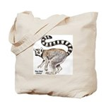 Ring-Tailed Lemur Tote Bag