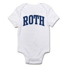 ROTH design (blue) Infant Bodysuit