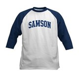 SAMSON design (blue) Tee