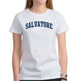 SALVATORE design (blue) Tee