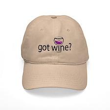 got wine? Baseball Cap