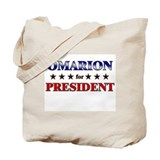 OMARION for president Tote Bag