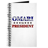 OMARI for president Journal