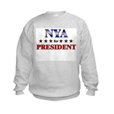 NYA for president Jumpers
