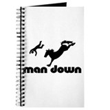 man down bronc Journal