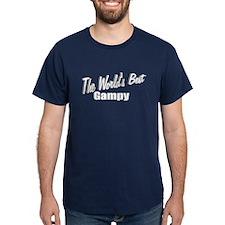"""The World's Best Gampy"" T-Shirt"