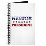 NESTOR for president Journal