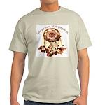 Gather Your Dreams Ash Grey T-Shirt