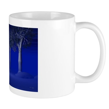 Iridescent Angel Mug