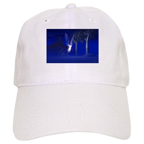 Iridescent Angel Cap