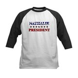 NATHALIE for president Tee