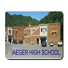 Iaeger High School Mousepad