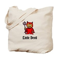 Little Devil Tote Bag