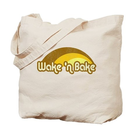 Wake 'n Bake Tote Bag