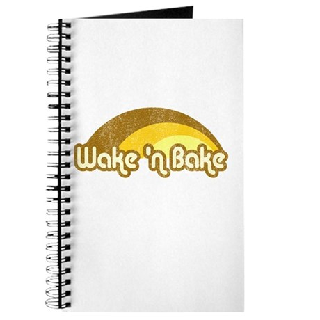 Wake 'n Bake Journal