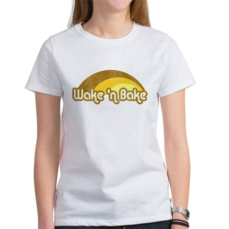 Wake 'n Bake Womens T-Shirt