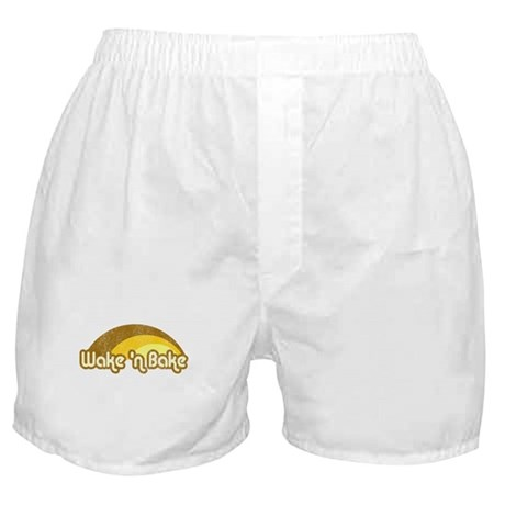 Wake 'n Bake Boxer Shorts