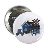 Amish People Button