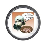 Dandie Turkey Wall Clock