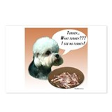 Dandie Turkey Postcards (Package of 8)