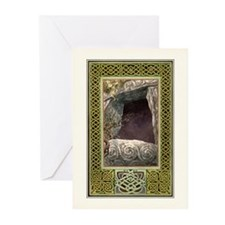 Hollow Hill Celtic Greeting Cards (Pk of 10)