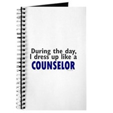 Dress Up Like A Counselor Journal
