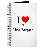 I Love My Park Ranger Journal