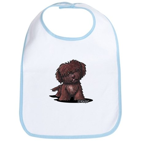 Chocolate Dream Bib