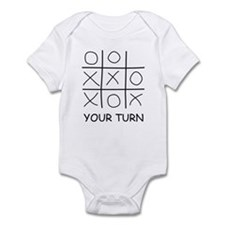 Tic Tac Toe Infant Bodysuit
