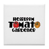 Heirloom Tomato Tile Coaster