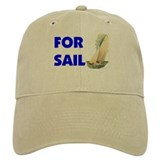FOR SAIL Baseball Cap