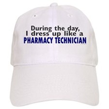 Dress Up Like A Pharmacy Technician Baseball Cap