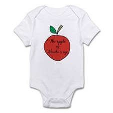 Apple of Abuela's Eye Infant Bodysuit