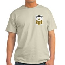 Welsh Guards CSgt<BR> Sand T-Shirt 2