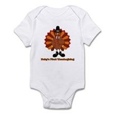 Baby's First Thanksgiving Onesie