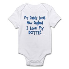 My Daddy Loves New England Infant Bodysuit