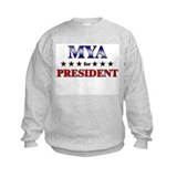MYA for president Jumpers