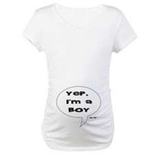 YEP I'M A BOY Shirt